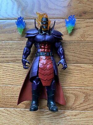 """Marvel Legends 9"""" DORMAMMU BAF Build a Figure Doctor Dr. Strange Wave COMPLETE"""