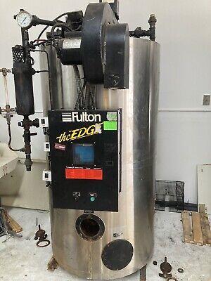 Fulton Boiler 20 Hp 2007 Model