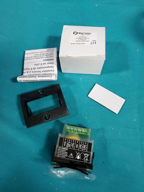 Trumeter 7111 Totalizer 8-Digit LCD