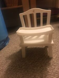 high chair for baby dolls