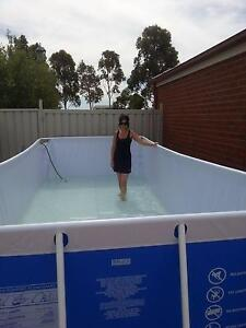 Above Ground Swimming Pool Caroline Springs Melton Area Preview