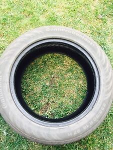 3 Continental Tires 235/50R18 97H