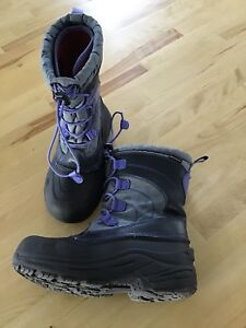 Bottes hiver NORTH FACE fille