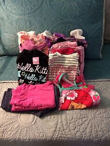 Girl's Size 4 & 4t