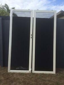 security door sliding in hervey bay region qld building materials
