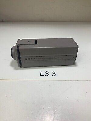 Cohu 4915 4915-2111al25 High Performance Ccd Camera Fast Shipping Warranty