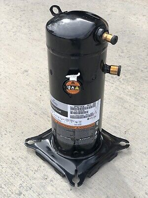 New Copeland Scroll Ac Compressor Zps21k5e-pfv-830 R410a 208-230v 21300 Btu