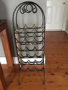 Free wine/bottle stand Belrose Warringah Area Preview