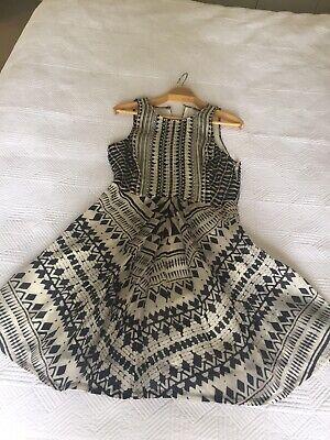 Thurley Silk Dress Sz 12