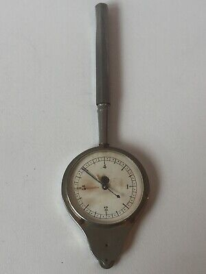 Self Registering Rotameter HC Henri Chatelain Made in France Map Measurer
