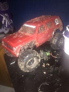 SCX10, 2012 Jeep Wrangler Rubicon CRC