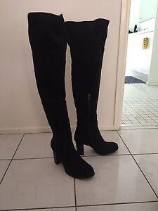 Brand New Knee High Boots Kuranda Tablelands Preview