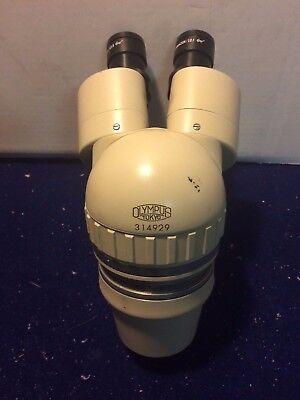 Olympus Binocular Head For Microscope W 2 Olympus Gswh20x12.5 Eyepiece