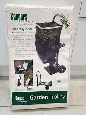 Coopers of Stortford Garden Trolley Cart