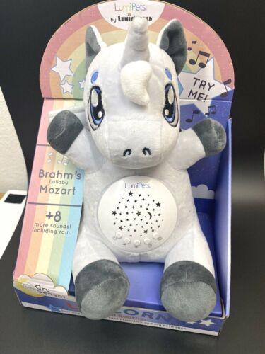 LumiPets - Unicorn Plush