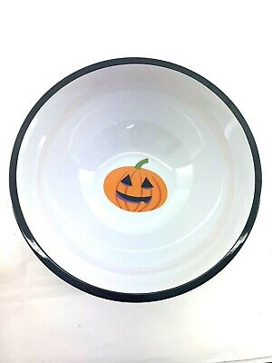 Halloween Large Candy or Serving Bowl 2006