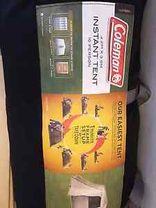 Coleman instant tent 10 person Stratford Cairns City Preview