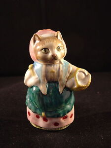 BESWICK BEATRIX POTTER COUSIN RIBBY BP-3b