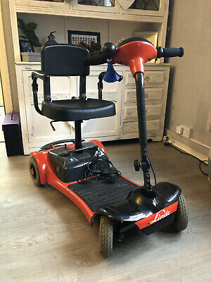 Linde Sterling Foldable Mobility Scooter