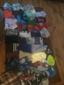 Boys newborn clothes, up to 6 months