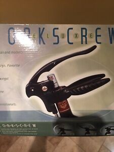 Wine Cork Screw Deluxe