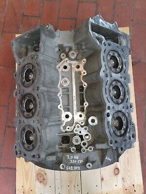 Mercedes Cherokee Motor W164  320 OM642 OM642.872 150tkm Rumpfmotor mit Kolben