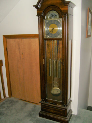 Trend Grand Father Clock by Sligh