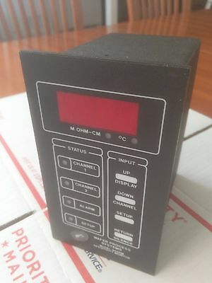 Wafer Process Systems 900rm Resistivity Monitor New 60 Days Warranty