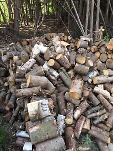 Firewood Ready To Burn $80 Per FaceCord