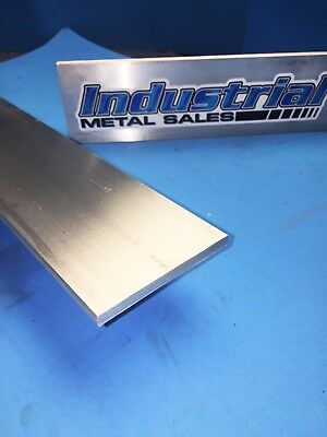 6061 T651 Aluminum Flat Bar 14 X 3 X 12-long--.250 X 3 Mill Stock