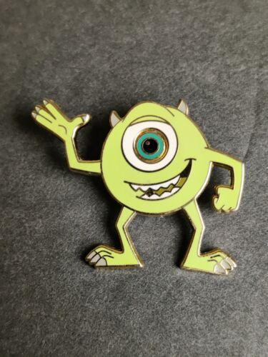 Monsters, Inc. Mike Spinning Eye WDW Disney Pin 8090