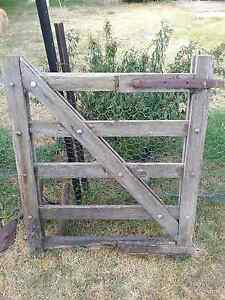 Country cottage garden gate SOLD Bundarra Uralla Area Preview