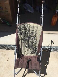 Light travel stroller