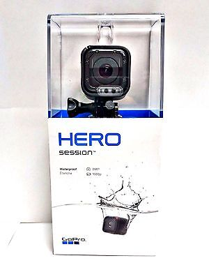GOPRO HERO Session HD Process Camera WiFi Video 1080p Camcorder NEW + WARRANTY