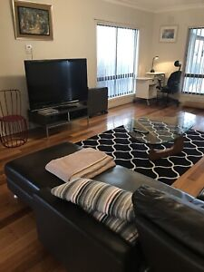 FOR LEASE  Large 2 Bedroom Fully Furnished House in Yarraville Village Yarraville Maribyrnong Area Preview