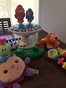 Fisher price and assorted toys Riverhills Brisbane South West Preview