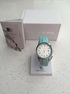 RIP CURL SILICONE SURF WATCH LADIES WOMEN GIRL Aberglasslyn Maitland Area Preview