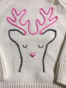 Deer Sweater, NEW without tags