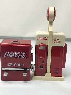 Coca Cola Toothpick Dispenser, 1995, Diner Collection