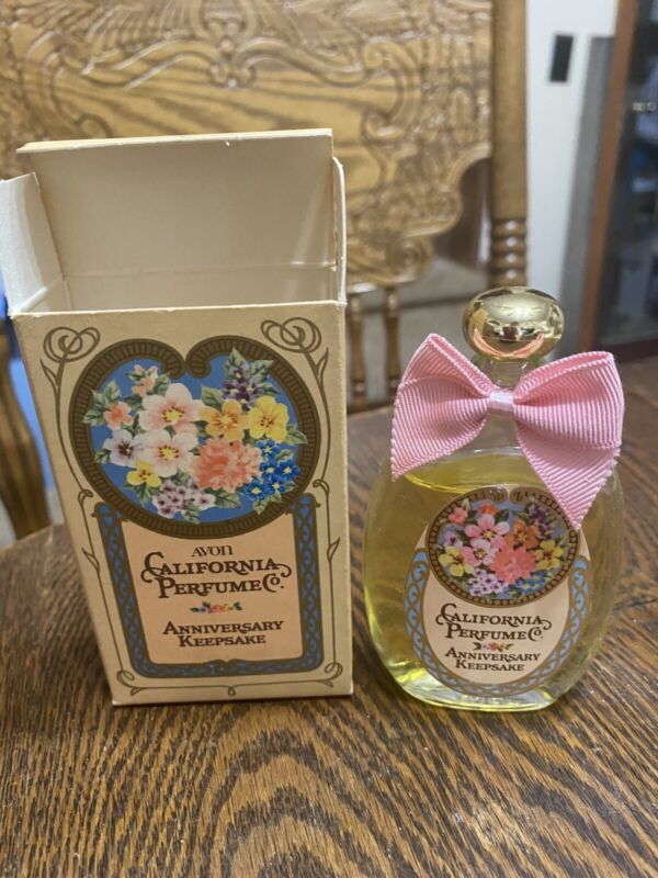 Vintage Avon California Perfume Co. Keepsake CHARISMA Cologne