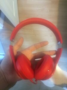 I have a pair of beats solo product red for sale