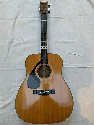 YAMAHA FG-335LII LEFT HAND ELECTRO ACOUSTIC GUITAR FULLY RE-FURBISHED FANTASTIC