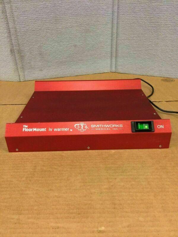 Smithworks FloorMount IV Warmer 12vfm4l02 Working Free Shipping