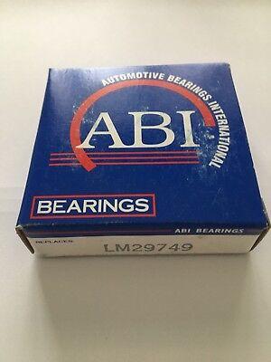 ABI Bearings LM29749 Differential Bearing