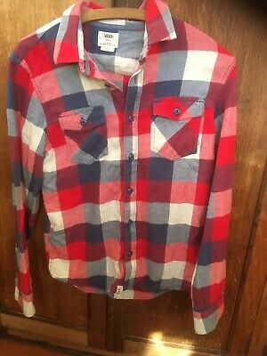 VANS Small Shirt Retro Vintage