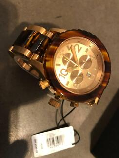 Nixon 42-20 chrono watch - brand new