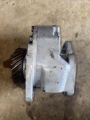 Live Hydraulic Pump For Farmall 300 350