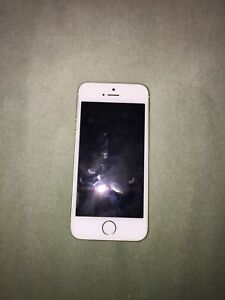 iPhone SE / Gold / Locked to Fido / 16GB