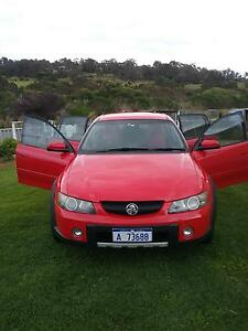 Holden 2004 crewman Yakamia Albany Area Preview