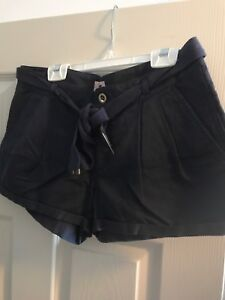 Juicy Couture navy shorts